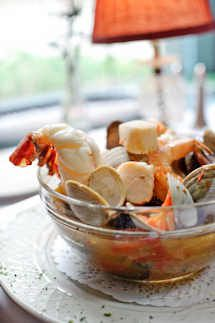 Oyster House Shellfish Stew
